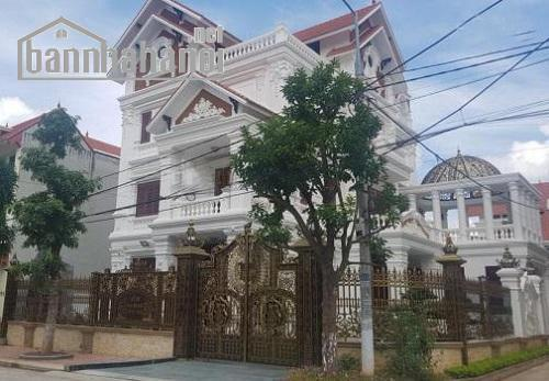 Bán biệt thự Cổ Nhuế Nam Cường 255m2 hoàn thiện 37Tỷ