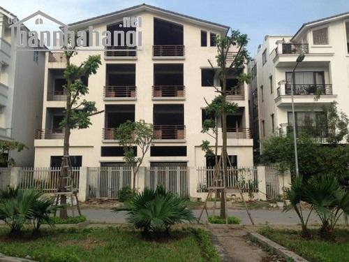 Bán biệt thự HH04 Việt Hưng 190m2 hoàn thiện giá 14,8tỷ