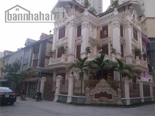 Bán biệt thự Trung Hoà Nhân Chính 286m2 căn góc giá 65tỷ
