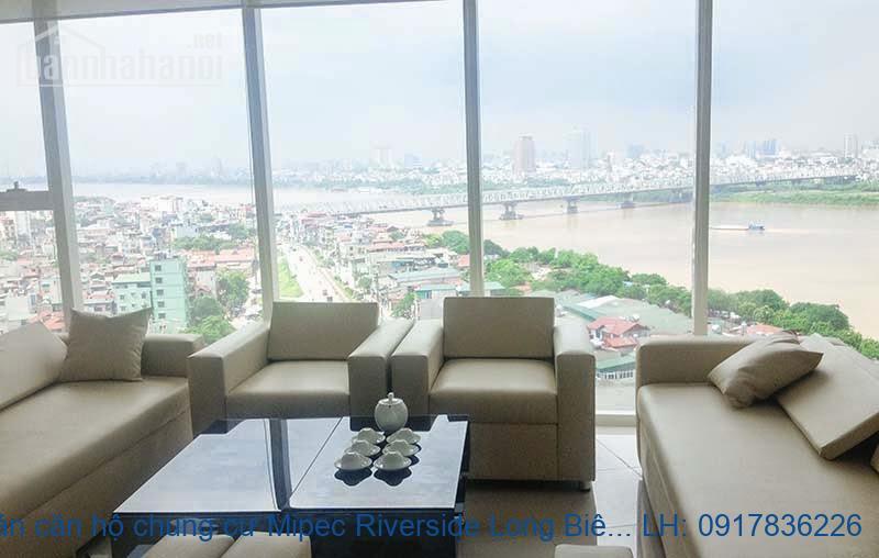 Bán căn hộ chung cư Mipec Riverside Long Biên 148m2 5,2 tỷ