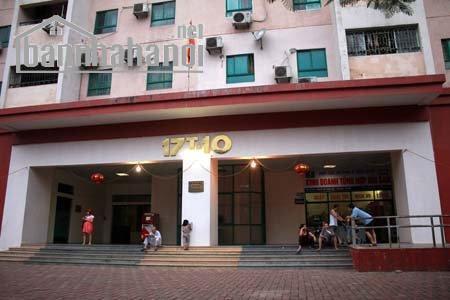 Bán chung cư 17T10 Trung Hòa Nhân Chính 78m2 giá 2,1tỷ