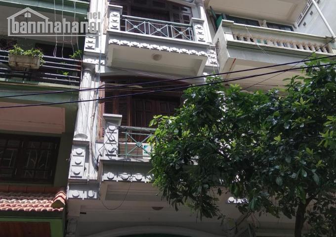 Bán nhà chia lô Trung Yên 42m2x4T MT:3,6m TB giá 8tỷ