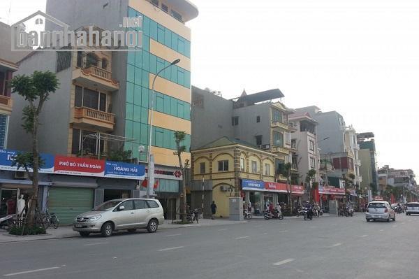 Bán nhà mặt phố Lê Trọng Tấn 116m2x3T MT:6,2m giá 35tỷ