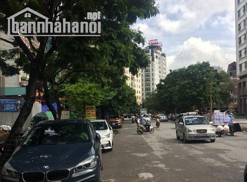 Bán nhà mặt phố Trần Đăng Ninh kéo dài 168m2x1T MT:8m giá 52tỷ