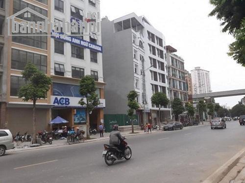 Bán nhà mặt phố Trần Đăng Ninh kéo dài 50m2x6T MT:4m giá 19tỷ