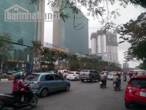 Bán nhà mặt phố Trần Duy Hưng 120m2x5T MT:6,4m ĐN giá 40tỷ