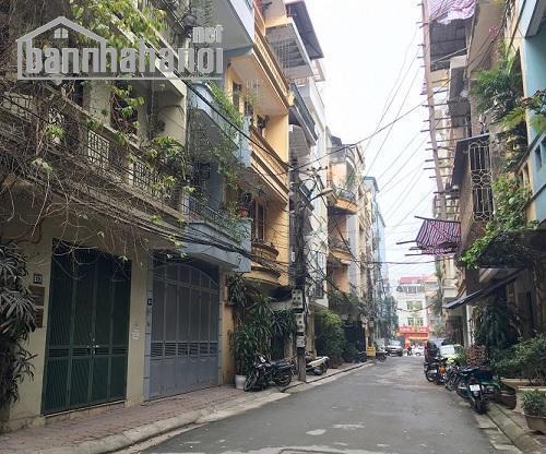 Bán nhà ngõ 80 phố Trung Kính 70m2x5T MT:5m giá 14tỷ