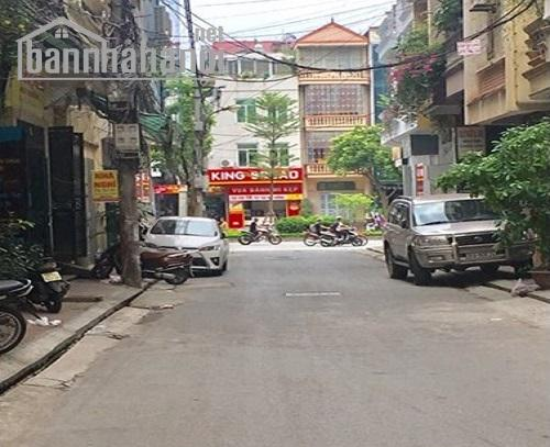 Bán nhà ngõ phố Trung Kính 80m2x5T MT:5m giá 18tỷ