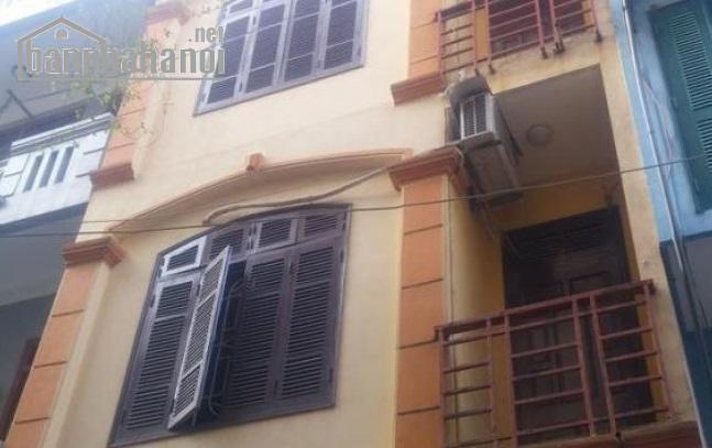 Bán nhà phân lô mặt ngõ 168 Nguyễn Xiển 50m2x5T giá 7,3ty
