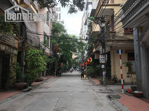Bán nhà phân lô ngõ 97 Văn Cao 60m2x5T MT:6m