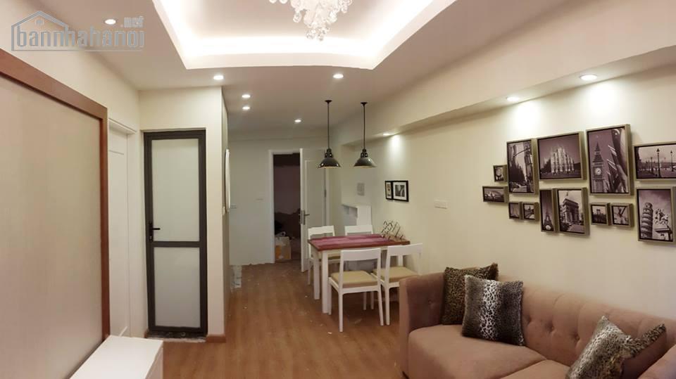 Cho thuê căn hộ chung cư Thăng Long Yên Hòa 120m2 giá 13tr/tháng